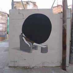 Street Art by Escif. 000