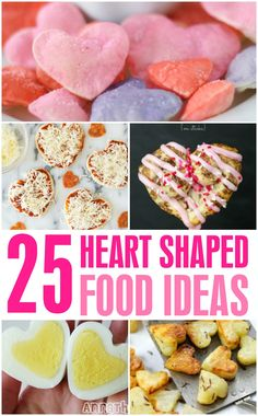 Heart Shaped Food th