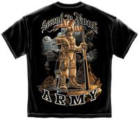 ARMY..SECOND TO NONE. #tshirts #army