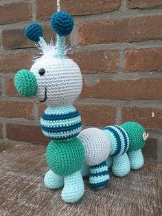 Crochet Nub Stitch : ... Haken / handwerk on Pinterest Amigurumi, Haken and Crochet patterns