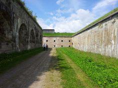 Karlsborg Fästning.