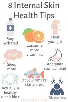 8 Internal Skin Health Tips agutsygirl.com #skinhealth #guthealth #skincare #skintips Gut Health, Health Tips, My Beauty Routine, Stress Less, How To Get Rid Of Acne, Skin Tips, Health Remedies, Body Care, Healthy Lifestyle
