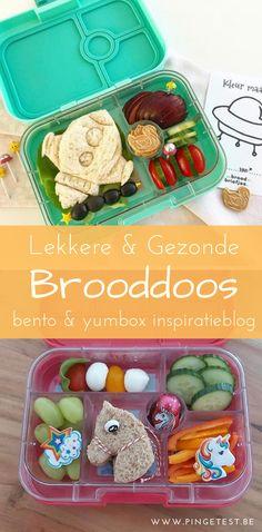 Lekkere en gezonde brooddoos voor kinderen bento yumbox inspiratie blog @PinGetest Healthy Meals For Kids, Kids Meals, Bento Kids, Lunch Kids, Bento Lunchbox, Planting For Kids, Food Humor, Funny Food, School Lunch