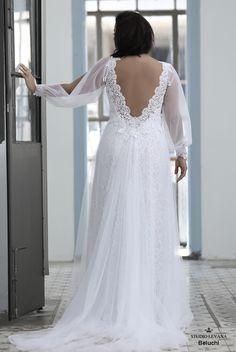 Plus size wedding gown-Blue  (1)Beluchy (1)