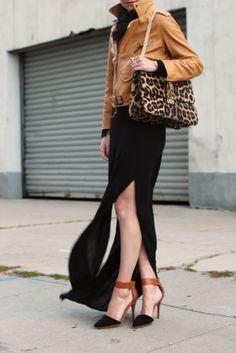 Blair Eadie Style....via Atlantic-Pacific