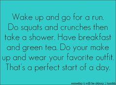 Ur day starter