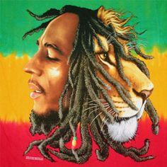 Bob Marley - Iron Lion Zion Music T-Shirt Rasta Reggae Rastafarian Jamaica Art Rasta, Reggae Rasta, Rasta Lion, Reggae Music, Bob Marley Lion, Arte Bob Marley, Bob Marley Desenho, Iron Lion Zion, Lion Poster
