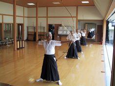 Japanese Traditional Sports Kyu-do