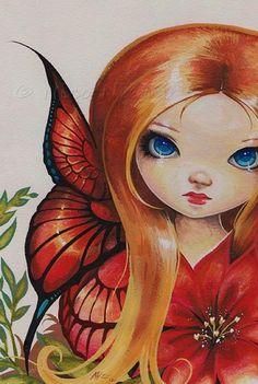 Art: Ella by Artist Nico Niemi