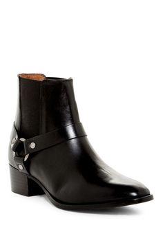 Image of Frye Dara Harness Chelsea Boot