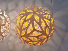 Floral kitset lighting