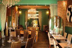 Restaurant Vert de Gris à Bruxelles | RestoPass