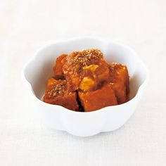 厚揚げ豆腐のピリ辛煮