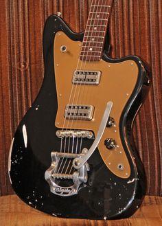 """The Fano JM6 """"Jeff Tweedy""""!! from VintageGitar.no (Norway)."""