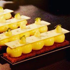 #lemon #citron #citroncaviar #sablés #patisserie #food #pastry #foodie…