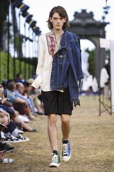 JW Anderson Pitti Menswear Collection SS18
