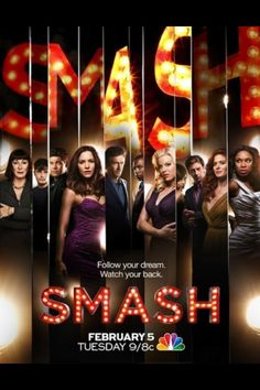 SMASH- love!  Got cancelled...hate that!