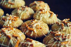 BasJulowe pasje czyli Basia i Julka w kuchni: Muffinki ze słonymi paluszkami