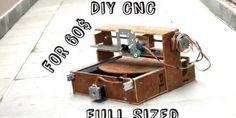 آموزش ساخت دستگاه CNC نقشه کش کوچک و ارزان