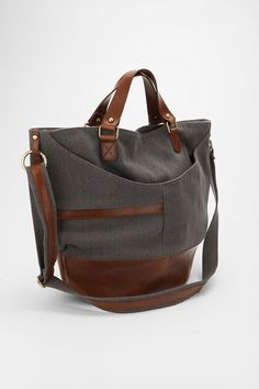 Urban Outfitters // Cooperative Canvas Bucket Bag // $48