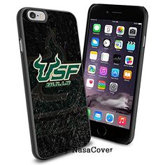 NCAA University sport South Florida Bulls , Cool iPhone 6 Smartphone Case Cover Collector iPhone TPU Rubber Case Black [By NasaCover] NasaCover http://www.amazon.com/dp/B0140NAAS4/ref=cm_sw_r_pi_dp_rOB2vb17N1X90