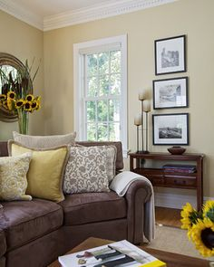 Cream Wall Design Ideas, Pictures, Remodel, and Decor - page 3