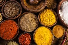 "Everyone has their go-to spices for cooking, but what are you doing with the ""unpopular"" spices in the spice rack? Check out these amazing health benefits of the spices you've been ignoring!"