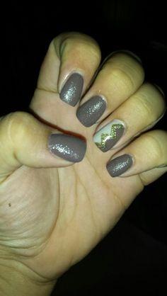 fall nails! #BeechCreekSalon #Polished2aT