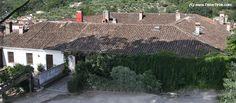 Exterior de la Casa de Oficios del Palacio Real del Infante don Luis de Borbón y Farnesio o Palacio de la Mosquera de Arenas de San Pedro. #valledeltietar