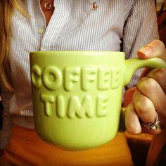 Coffee time....Good morning...:)
