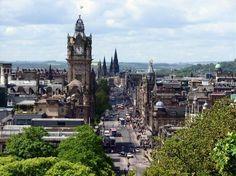 Qué ver en Edimburgo en tu visita turística durante tu viaje a Escocia: visitas imprescindibles, consejos