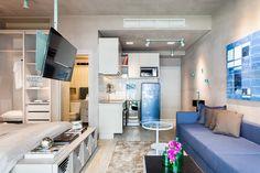 Apartamento Oca 1 - Suite Arquitetos