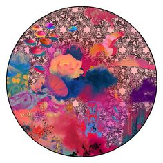 Limited Edition 1 of 20, New photography work expresses current oriental aesthetics  Edition of 20 with paper size 700 x 700mm  Circle diameter 650mm Image height 700mm, width 700mm printed on Japan made FineArt- smooth paper, photo Rag 200 gsm Each edition is signed and numbered by the artist