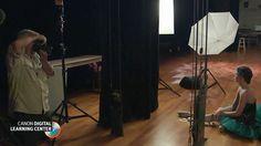 Canon Speedlite 600EX-RT: Creative Lighting with Bruce Dorn -- Ballet Da...