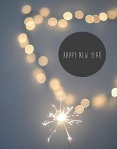 Wishing you and yours a happy and healthy new year!