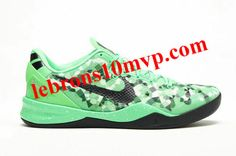 d6fd0530ab65 Nike Kobe 8 Year of the Snake Atomic Teal Electric Green Black Nike  Sweatpants
