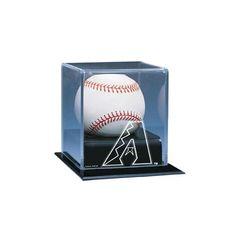 Arizona Diamondbacks MLB Single Baseball Display