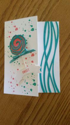 Swirly Bird. New from Stampin ' Up