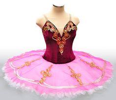 "Ballet Tutu - Beautiful ""Sleeping Beauty"" Professional Ballet Tutu"