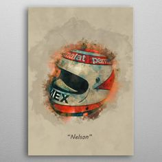 Nelson's Helmet by Abraham Szomor | metal posters - Displate