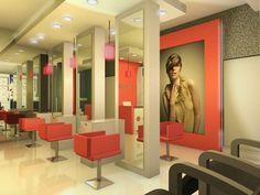 Unisex Beauty Salon