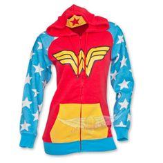 wonder woman jacket-lift your soul