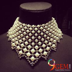 Next to sound judgement diamond & pearls are the rarest things in the world