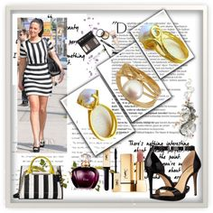 A fashion look from May 2016 by zijadaahmetovic featuring MICHAEL Michael Kors, Steve Madden, Borghese, Yves Saint Laurent, Topshop i Balmain