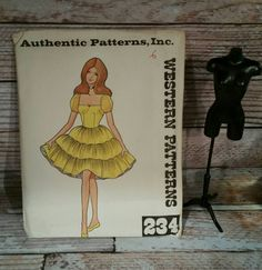 Check out this item in my Etsy shop https://www.etsy.com/listing/249292238/vintage-1970s-pattern-western-patterns
