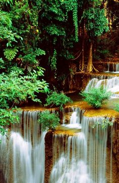Nature Pictures, Cool Pictures, Beautiful Pictures, Mother Earth, Mother Nature, Beautiful World, Beautiful Places, Beautiful Waterfalls, Naturally Beautiful