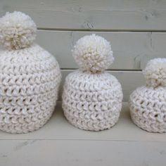 gooseberryfool crochet hats