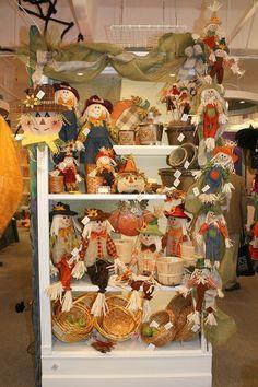 Halloween Display! #burtonandburton #halloween