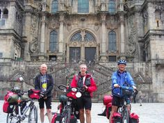 met de fiets naar Santiago de Compostela