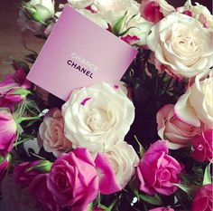 Paris, Prada, Pearls, Perfume... little things every woman needs
